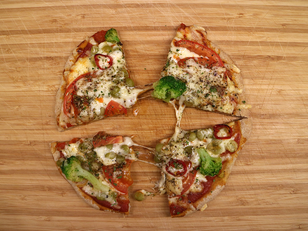rask pizzadeig